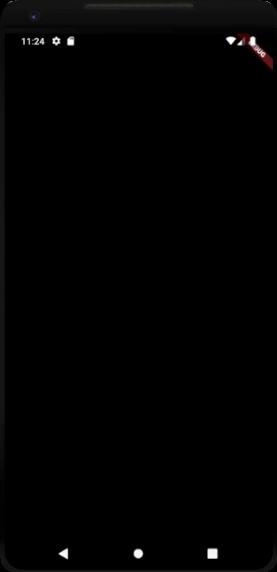 tela preta